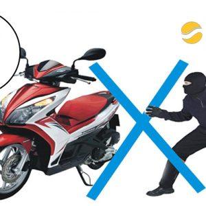 Định vị xe máy VT08S chống trộm hiệu quả