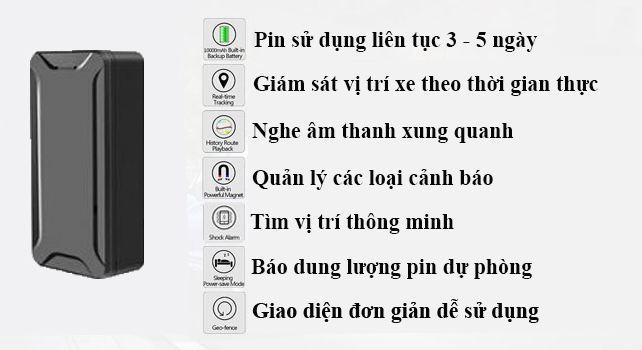 Định vị không dây tại Ninh Thuận