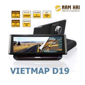 Thiết bị dẫn đường kiêm camera hành trình Vietmap D19